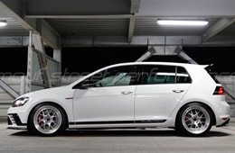 VW GOLF7 GTI clubsport